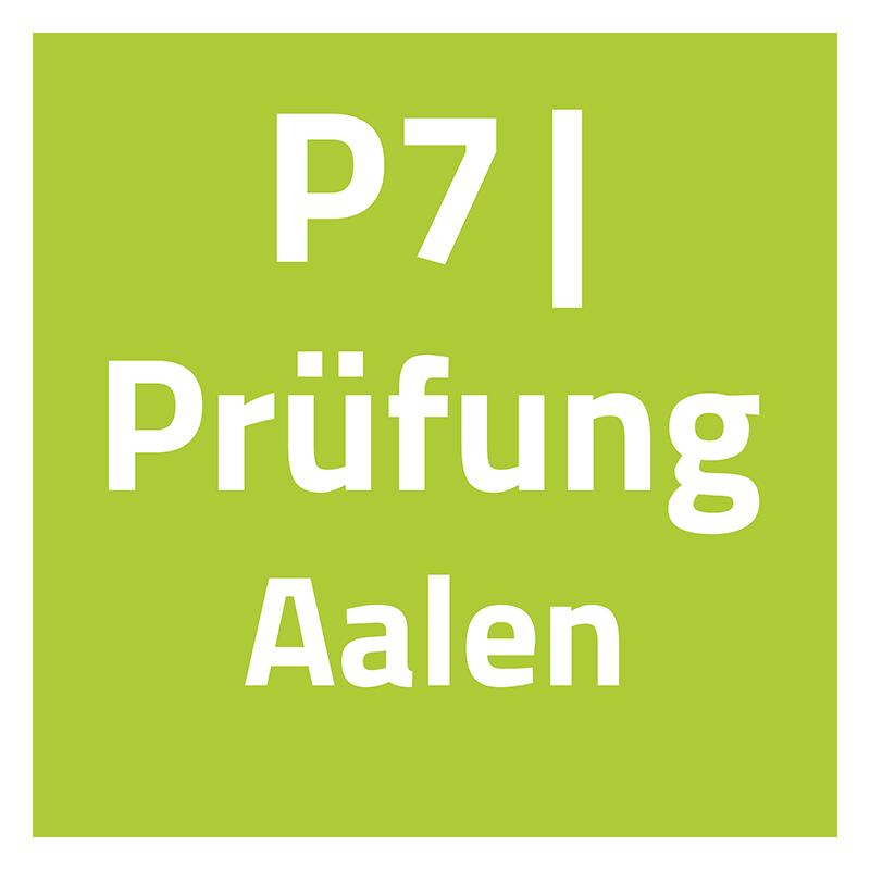 Kurse P7 Aalen